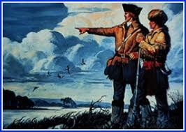 lewis and clark painting