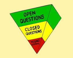 open or closed questions