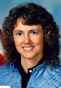 Christa McAuliffe, Space Shuttle Challenger crew member, teacher