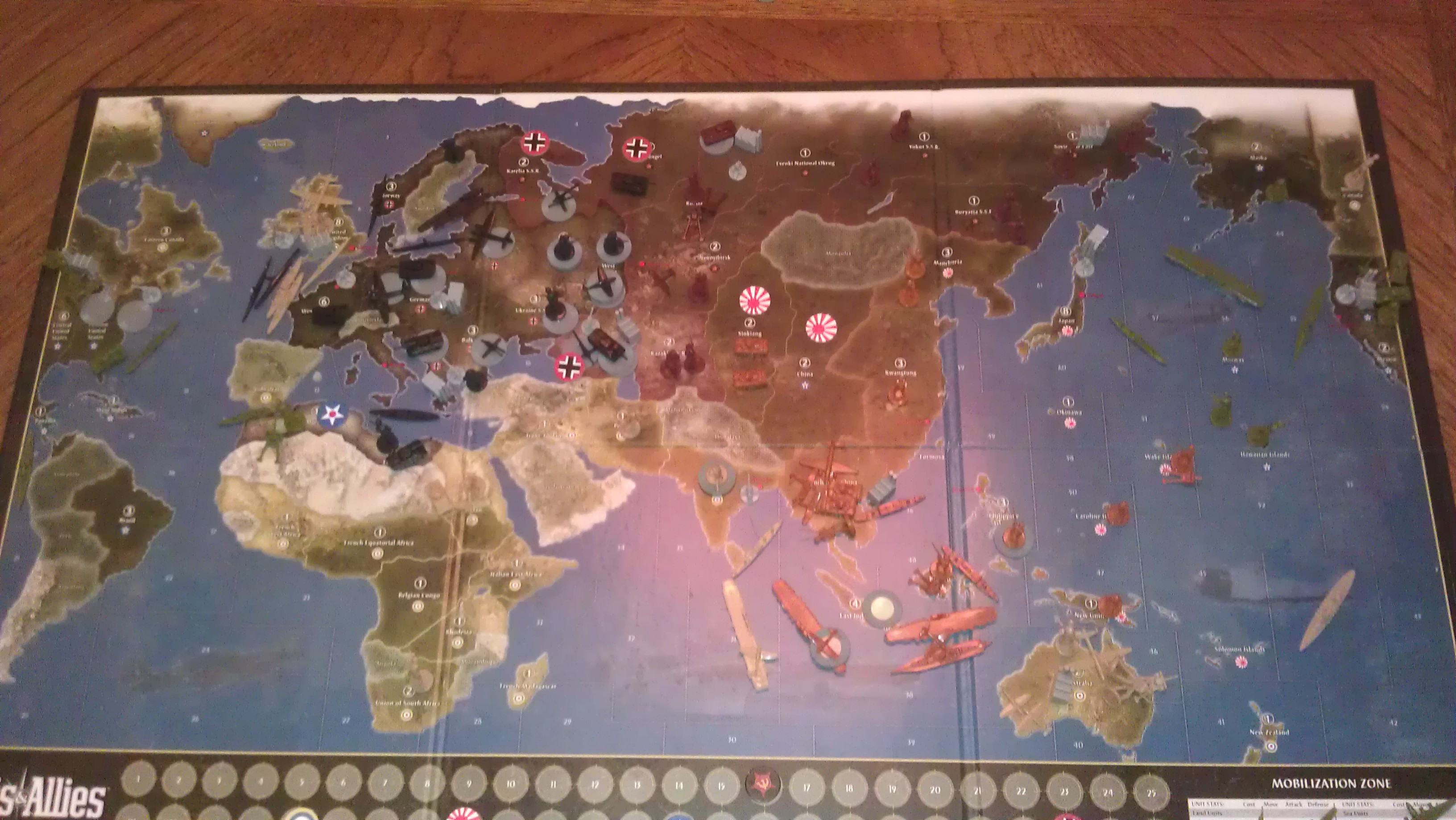 Axis & Allies: Guadalcanal: Rules, Instructions, How to ...