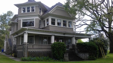 Crawford house